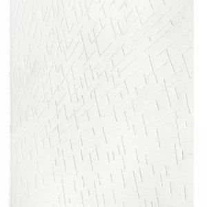 """Internal Labyrinth III"", 2011, Series: Labyrinths, Engraving: Intaglio on cotton paper, Guatemala City's Historic Center layout, 57 x 76 cm."